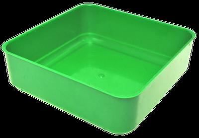 Bergs Bio Salad bottom tray FRESH SPROUTS