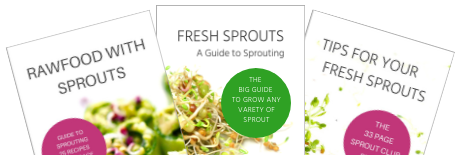 Sprout books by FRESH SPROUTS