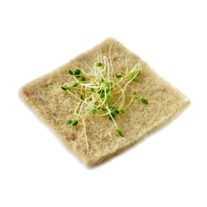 organic hemp growing mats for microgreens