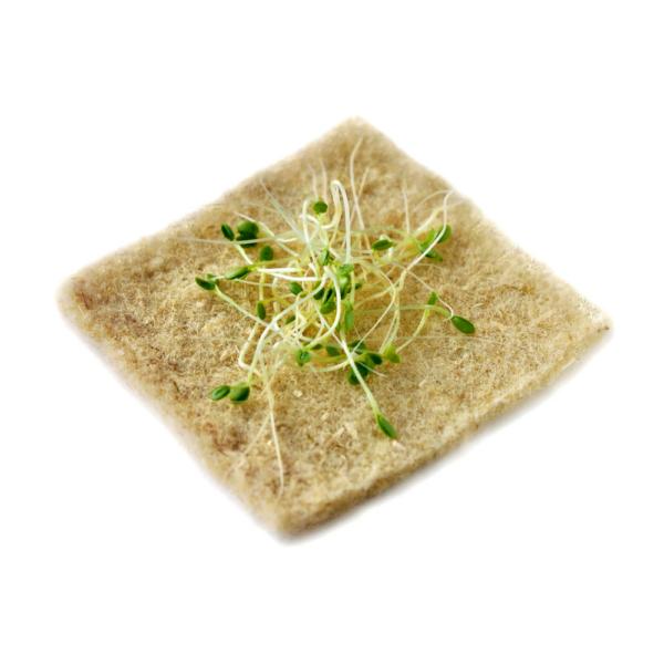 organic hemp growing mats for microgreens