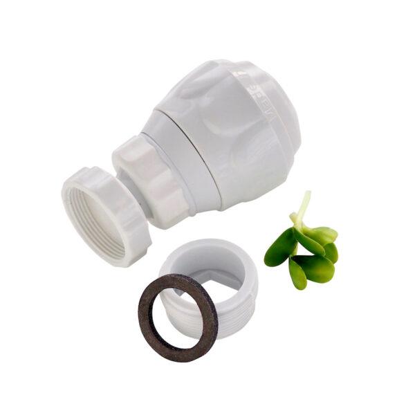 white water saving faucet adapter