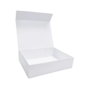 seed storage box white