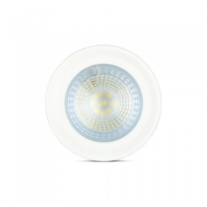 white plant light bulb for microgreens